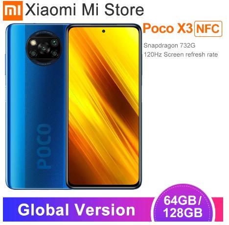 купить на алиэкспресс Смартфон XIAOMI Poco X3 6+128 Гб с промокодом на скидку алиэкспресс дешево