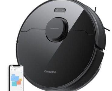 【Promo Code:Dreame1500】Робот-пылесос Dreame Bot D9 Max, 4000 па, с поддержкой Alexa, бак для пыли 570 мл